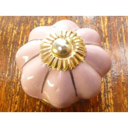 Buttons rose gold band china