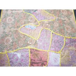 Status buddha hand carved