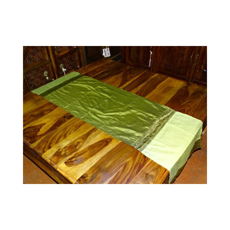 paravent t te de lit fleur sculpt e cru d coration int rieure indienne et textiles du rajasthan. Black Bedroom Furniture Sets. Home Design Ideas