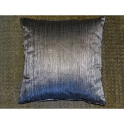 cushion cover metallic 40x40 cm Silver