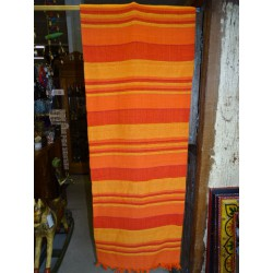 Bedspread kerala Three orange