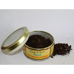 Natural Resin Incense PATCHOULI FOREST