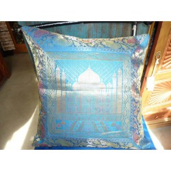 turquoise cushion covers 40X40 Taj Mahal