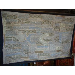 Gujarat old cloth cloth (150x100 cm) - 12
