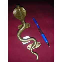 handle gilt bronze cobra