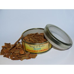 Natural Resin Incense ORANGE CINNAMON