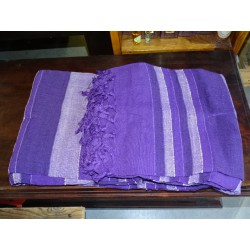 kerala indian bed top in blue jeans and purple color
