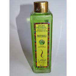 PATCHOULI perfume massage oil (200 ml)