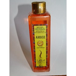 AMBER perfume massage oil (200 ml)