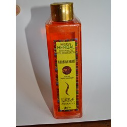 ARABIAN NIGHT perfume massage oil (200 ml)