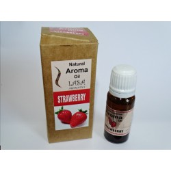 Home fragrance to dilute and heat (10 ml) FRAISE