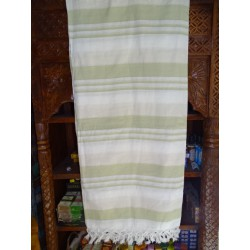 Indian bed cover KERALA color 3 beige