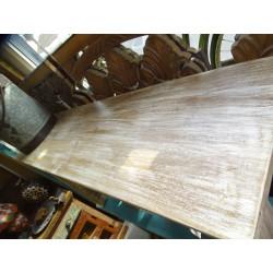 Miroir moghol noir