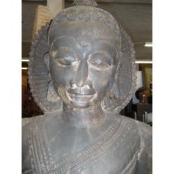8x8 cm Overseas turquoise flower