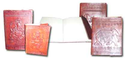 Leather books