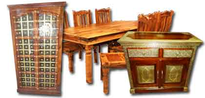Furniture teak & rosewood