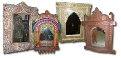 Miroirs indiens