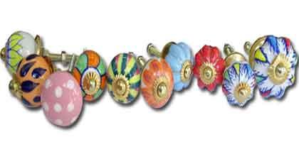 Mini buttons porcelain