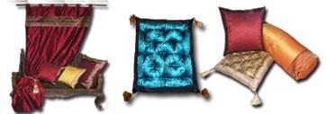 Textiles d'intérieur